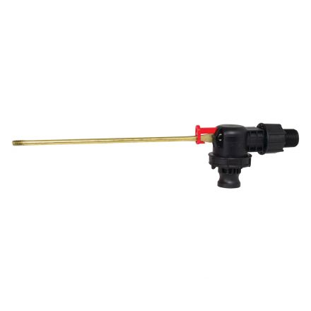 """APEX High Flow Float Valve with Cord Nipple for 3/4"""" and 1"""" Connections"""